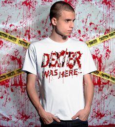 Reverbcity Shop - Camisetas/T-shirts Dexter