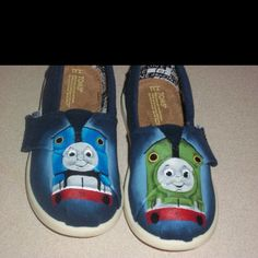 Gasp! These would be perfect for my boys!!! They love Thomas and Percy