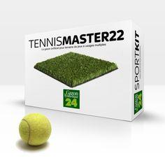 Gazon Synthétique Tennis Master 22 - Gazonsynthetique24.com