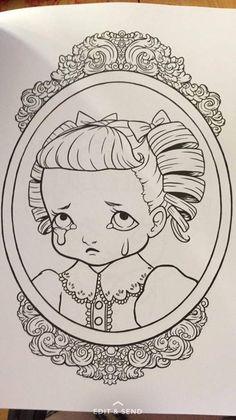 Melanie Martinez Coloring Book Pages Lovely Cry Baby Coloring Book Lovely Modern Melanie Martinez Coloring Book. Cry Baby Coloring Book, Letter B Coloring Pages, Family Coloring Pages, Star Coloring Pages, Farm Animal Coloring Pages, Cat Coloring Page, Adult Coloring Pages, Coloring Books, Melanie Martinez Coloring Book