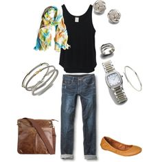 DY Casual Elegance, created by megan-holly-1 on Polyvore