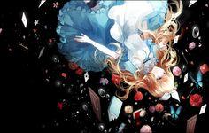 alice in wonderland anime wallpaper hd - Google Search