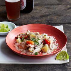 Slow Cooker Thai-Inspired Chicken Stew | Food & Wine
