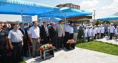Melikgazi Belediyesinin Düzenlediği Yaz Okulu Törenle Başladı