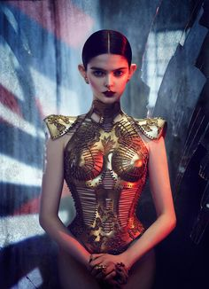 Armour couture