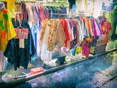 Rainy, cold and windy Sunday in Harajuku. | Tokyo Fashion