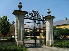 Érseki Palota kapuja, Eger Places, Garden, Garten, Lawn And Garden, Outdoor, Tuin, Gardens, Yard, Lugares