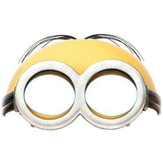 Minions free printable mask minions pinterest for Minion mask template