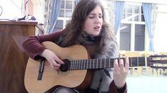 Soi vienosti murheeni soitto - cover by Una Harnett