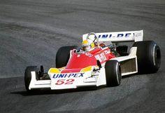 1976 F1 Japan GP at Fuji   Kazuyoshi HOSHINO - Heros Racing - Tyrrell 007 - Ford Cosworth
