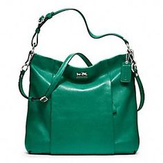 Must-Have Handbags Shop: Coach Madison Leather Isabelle...love the color want it