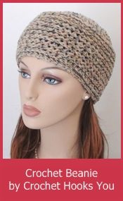 Crochet for Cancer - Chemo Cap Patterns