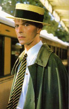 1983 - David Bowie as Jack Celliers in Furyo Stanley Kubrick, David Jones, David Bowie Born, Bowie Starman, The Thin White Duke, Pretty Star, Tribute, Major Tom, Movies