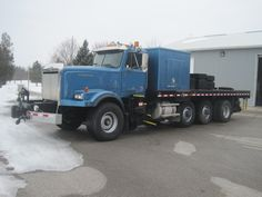 1999 Brandt Power Unit Railcar Mover Western Star chassis Automatic Transmission 291,519 Miles and only 6000 hours Very clean and well maintained Kingpin add-on Price: Just Reduced to $149,500 Location: Canada