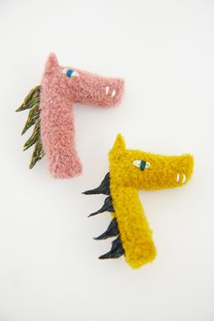 minä perhonen brooches. Make a special birthday pin for the birthday boy or girl.