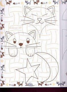 .cat pattern