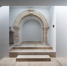 Renovation of the Trinity College / Aires Mateus - Coimbra, Portugal