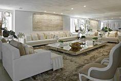 Luxurious Interiors / Living Room