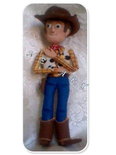 Woody, hecho en masa flexible.
