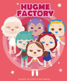 HUG ME FACTORY by Hyojeong Lee