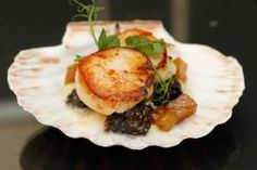 Clonakilty Blackpudding and Scallops with Bacon and Colcannon Recipe - Clonakilty Blackpudding Co