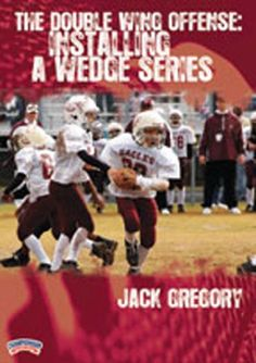 Championship Productions YFD-02969D The Double Wing Offense: Installing A Wedge Series DVD