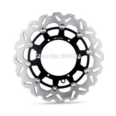 118.99$  Buy now - http://alic6p.worldwells.pw/go.php?t=32371653522 - 320mm Supermoto Front Brake Disc For KTM SX/EXC/SXC 125 250 350 450 525 625 640 LC4