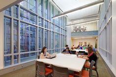 Arbol de la Vida Hall, University of Arizona - NAC Architecture: Architects in Seattle & Spokane, Washington, Los Angeles, California