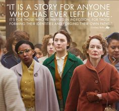 Saoirse Ronan in BROOKLYN  Seriously, one of my favorite movies of ALL-TIME. ❤️❤️❤️