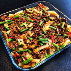 Tex Mex, Kung Pao Chicken, Barbecue, Food And Drink, Ethnic Recipes, Red Peppers, Barbecue Pit, Bbq Grill
