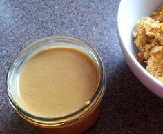 Rezept Süß-saurer Currydip von danischilli - Rezept der Kategorie Saucen/Dips/Brotaufstriche