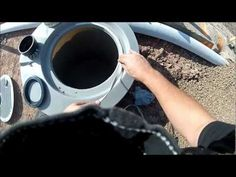 Basement Plumbing With Sewage Pit Video HD 1 of 4 - YouTube