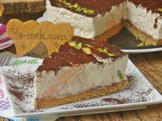 Kahveli Soğuk Pasta