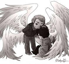 Gabriel & Castiel