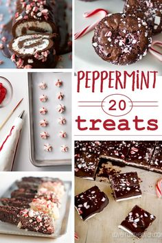 20 Peppermint Treats from the best bloggers!