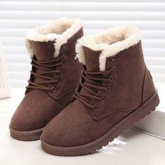 66d3c1f31638 Lysa – Dacivogue Snow Boots Women