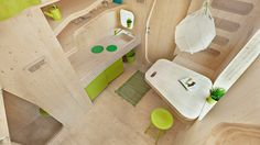 """Housing is expensive. So why not have students live in cubes they can afford? That's the idea behind the """"smart student unit."""""""
