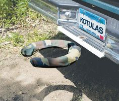 The Off-Road Commode. | 32 Things You'll Totally Need When You Go Camping