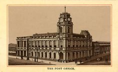 ISPT acquired Melbourne's GPO in 2005 and in 2012 undertook maintenance to the historic facade to restore the buildings features Design System, Empire State Building, Big Ben, Facade, Melbourne, Stuff To Do, Restoration, National Parks, City