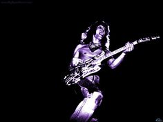 "Edward lodewijk ""eddie"" van halen Ziggy Played Guitar, Eddie Van Halen, Music Wallpaper, Playing Guitar, Joker, Darth Vader, Fictional Characters, Wallpapers, Wallpaper"