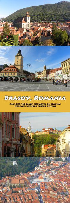 Brasov, Romania in P