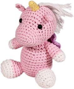 Zubels Lil' Dimples Unicorn