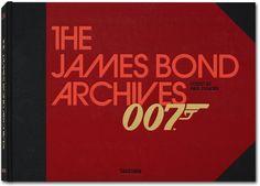 The James Bond Archives / Taschen