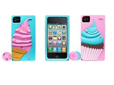 Sweet Treats for your iPhone 4/4S by Case-Mate from Serena Williams on OpenSky    The ladies love it!