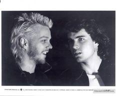 The Lost Boys - Publicity still of Jason Patric & Kiefer Sutherland