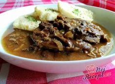 Czech Recipes, Beef, Meat, Steak