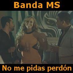 Acordes D Canciones: Banda MS - No me pidas perdon