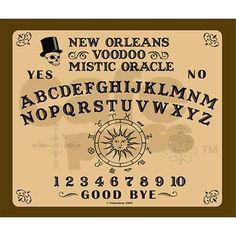 New Orleans Voodoo Mistic Oracle Witch board Halloween 2018, New Orleans Halloween, Voodoo Halloween, New Orleans Voodoo, New Orleans Louisiana, Halloween Dinner, Halloween Party Decor, Halloween Diy, Voodoo Hoodoo