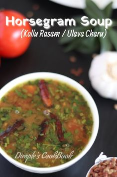 Kollu_Rasam_Horsegram_Soup Soup Recipes, Cooking Recipes, Rasam Recipe, Jackson Movie, Dhal, Min Ho, Lee Min, Dimples, Guacamole