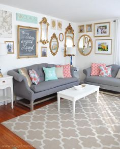Transforming your wall with a unique gallery wall